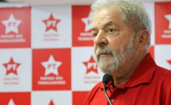 [Lula diz que PT deve ter candidatos a prefeitos em dez capitais]