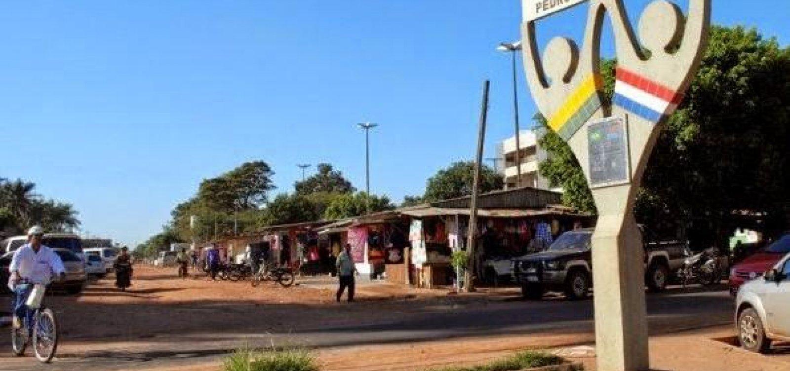 [Cerca de 90 membros do PCC fogem de prisão no Paraguai]