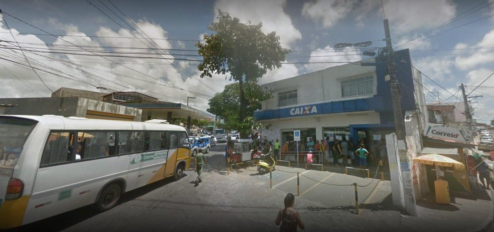 [Cliente relata à DPU ter sido chamado de 'macaco' por seguranças de agência da Caixa em Itinga]