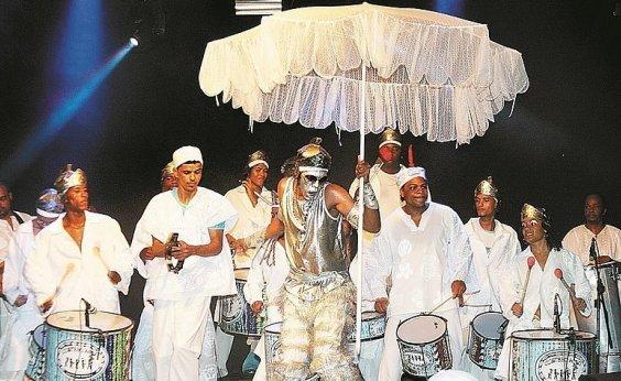 [Cortejo Afro recebe Dão Black, Sued Nunes, Afrobapho e Baile O Pente em ensaio hoje]