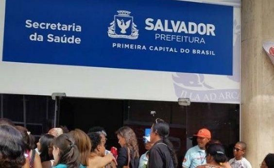 [Prefeitura de Salvador se prepara para montar Sala de Situação em Saúde]