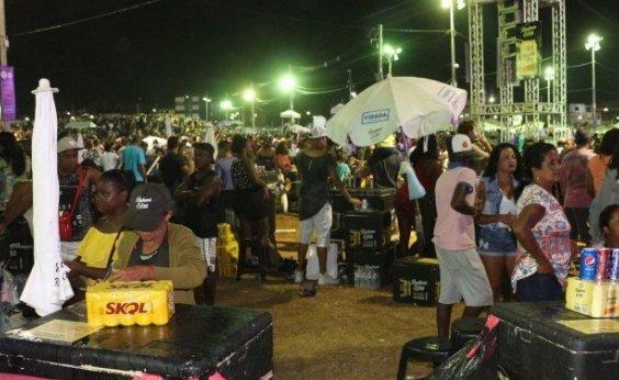 [Prefeitura inicia cadastramento de vendedores ambulantes para festas populares e pré-Carnaval]
