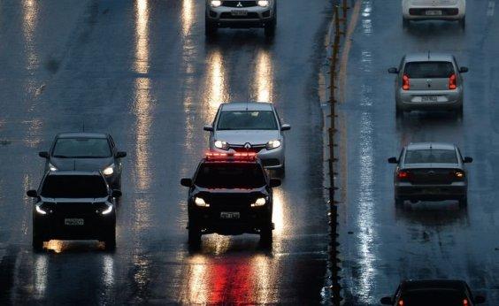 [Novas placas de veículos serão obrigatórias a partir de 31 de janeiro]