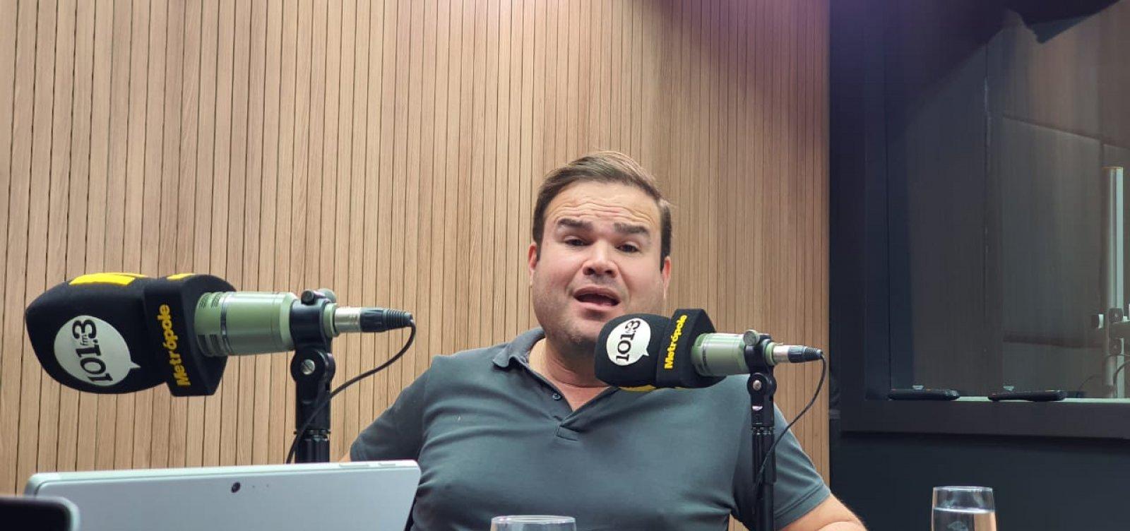 [Cacá Leão diz que falta arrumação política do governador para eleição: 'ACM Neto conseguiu fazer']