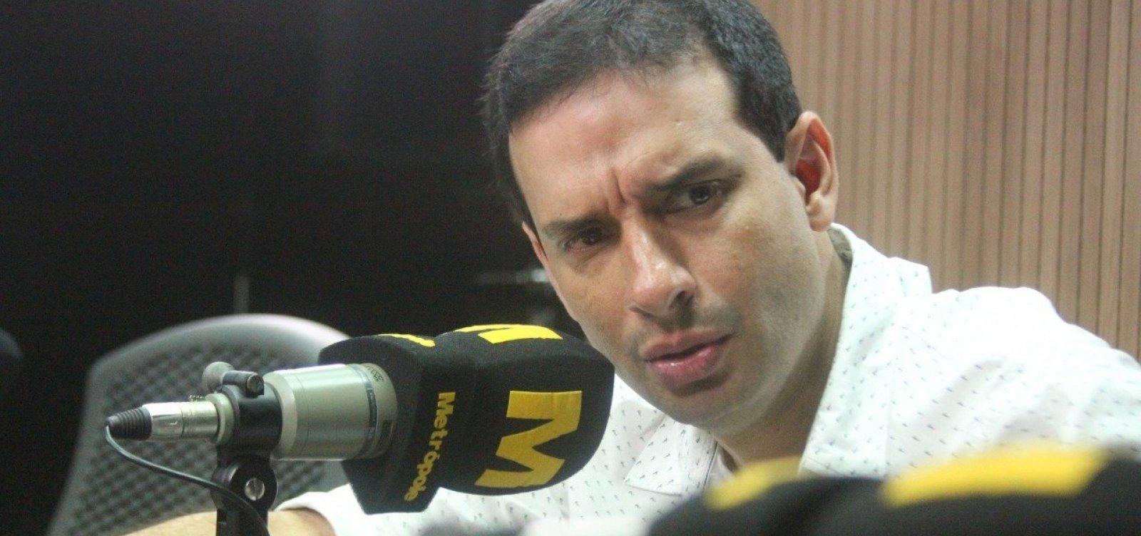 [TRE-BA aceita pedido de desfiliação de Leo Prates]