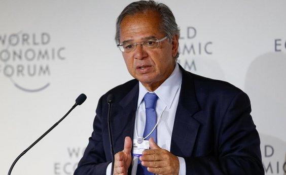 [Em Davos, Paulo Guedes diz que 'pior inimigo do meio ambiente é a pobreza']
