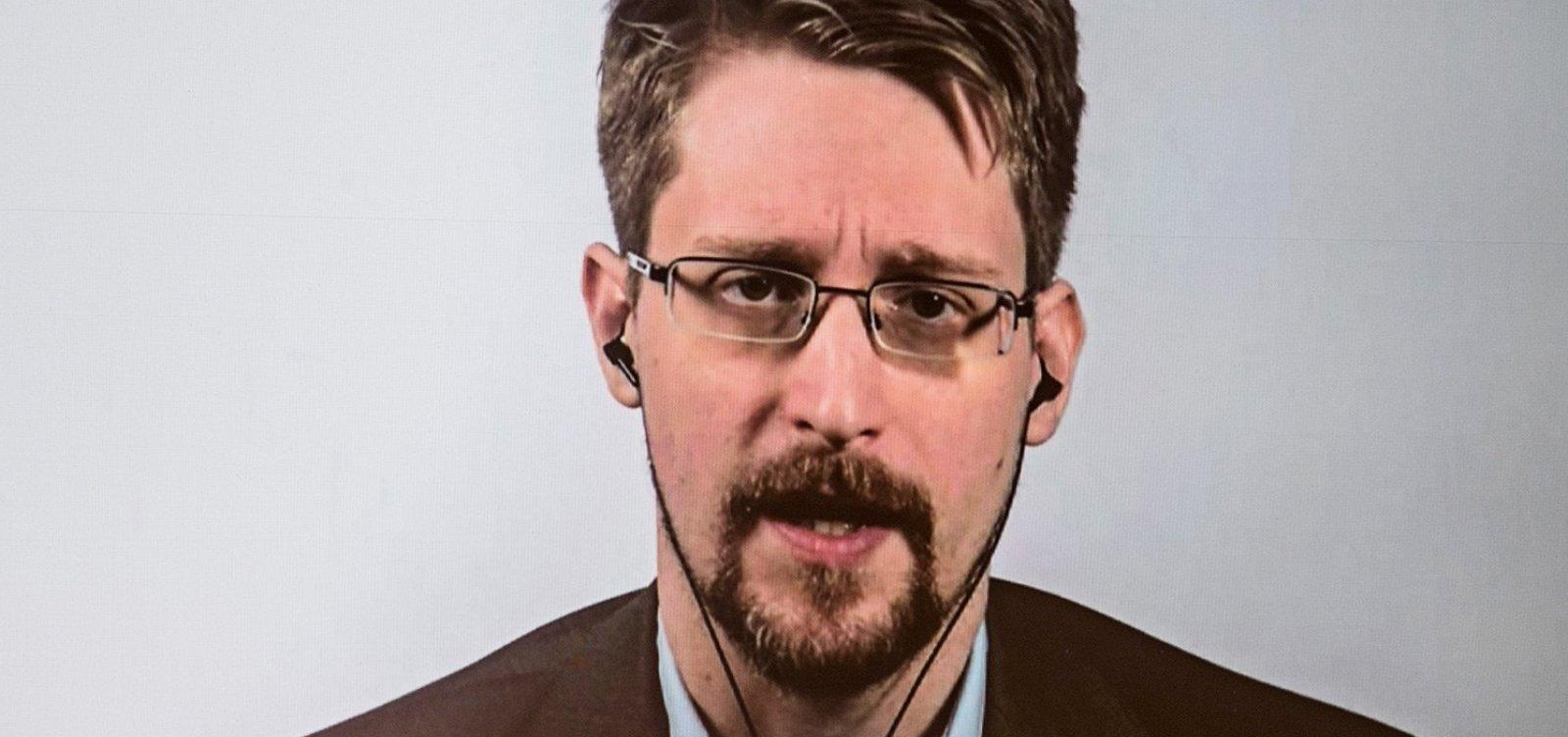 [Edward Snowden critica perseguição contra Glenn Greenwald: 'Alerta vermelho']