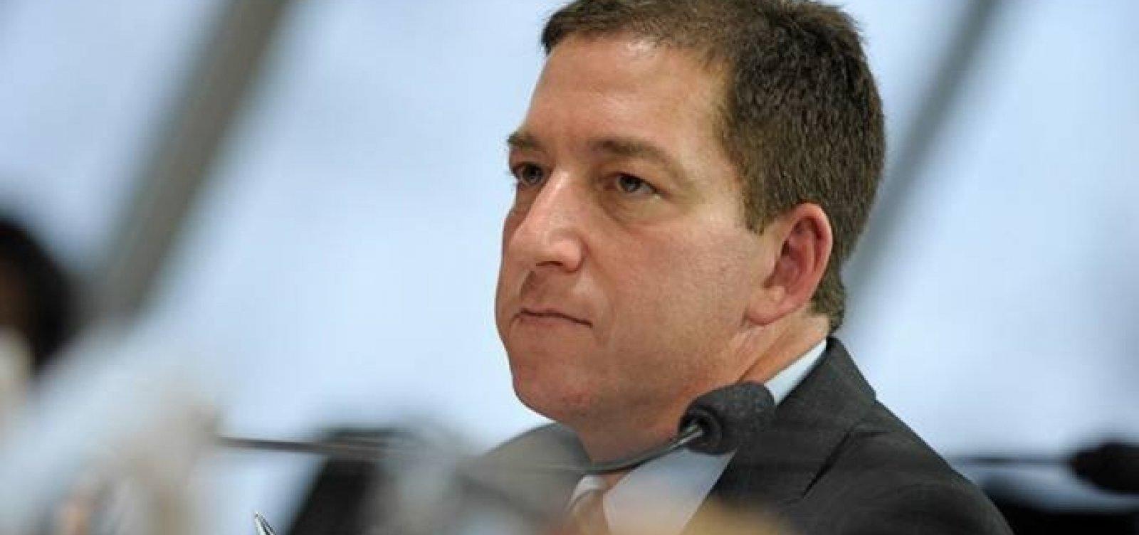 ['Denúncia é tentativa óbvia de atacar a imprensa livre', diz Glenn Greenwald]