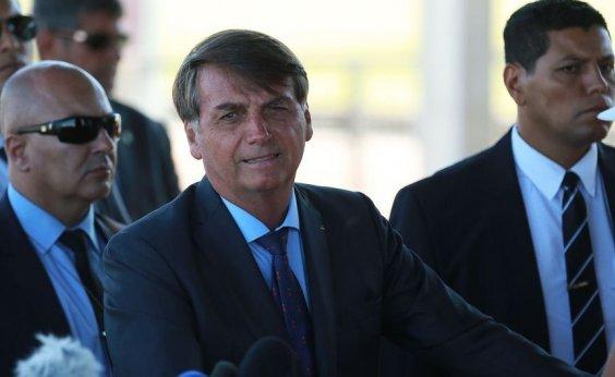 [PGR rejeita abertura de investigação criminal contra Bolsonaro]