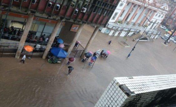 [Codesal emite alerta de chuvas com trovoadas em Salvador]