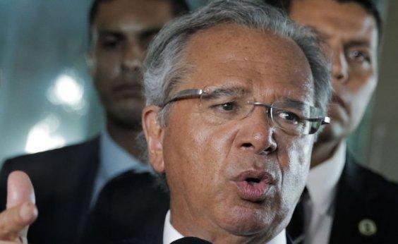 [Guedes diz que Brasil quer liberar compras de governo a estrangeiros]