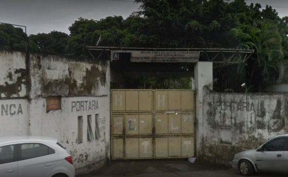 [Detentos fogem do Hospital de Custódia e Tratamento, na Baixa do Fiscal]