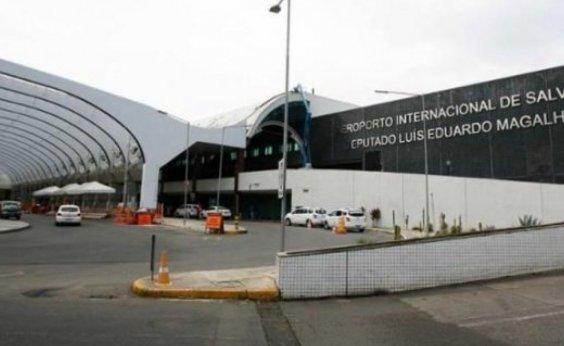 [União autoriza reajustes de tarifas para serviços de armazenagem no aeroporto de Salvador]