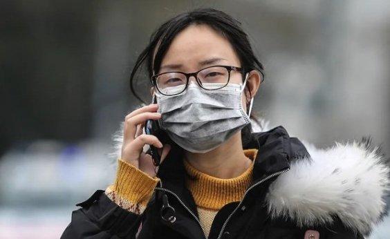 [China tem 17 mortes provocadas pelo coronavírus]