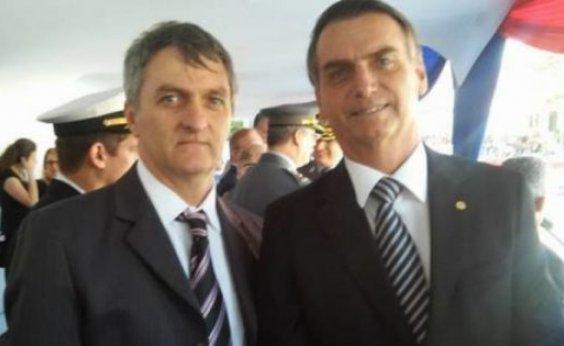 [Irmão de Bolsonaro faz intermediação de verbas do governo federal sem ter cargo público]