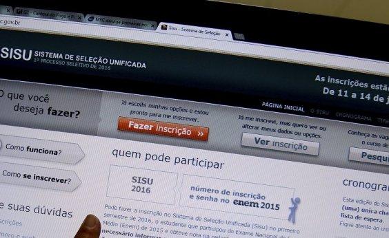 [Mais de 990 mil estudantes já se inscreveram no Sisu]