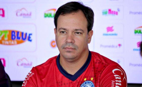 [Dado Cavalcanti avalia atuação do Bahia diante da Juazeirense: 'A partida foi animadora']