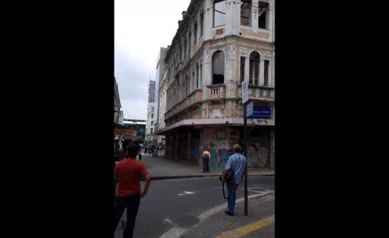 [Iphan autoriza demolição de prédio no Comércio, em Salvador]