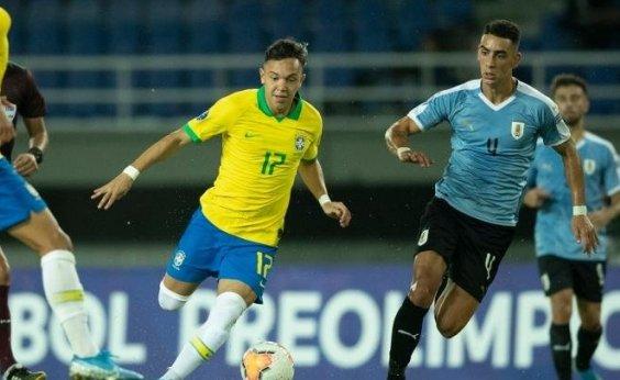 [Pré-Olímpico: Brasil vence Uruguai por 3 a 1 e encaminha classificação para Tóquio-2020]