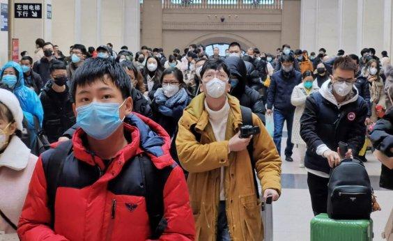 [China coloca segunda cidade em isolamento diante de epidemia de coronavírus]