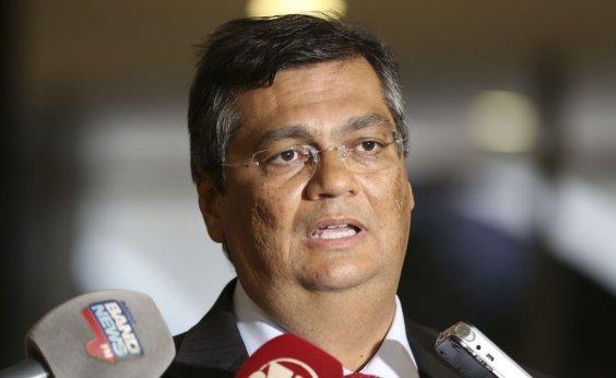 [Flávio Dino diz que prefere dialogar com Huck do que Bolsonaro]