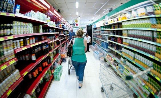 [Prévia da inflação de janeiro na RMS é a terceira maior do país]
