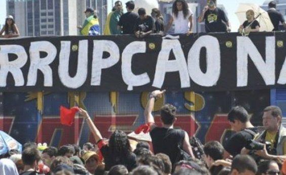 [Brasil mantém nota, mas cai em ranking de percepção da corrupção]