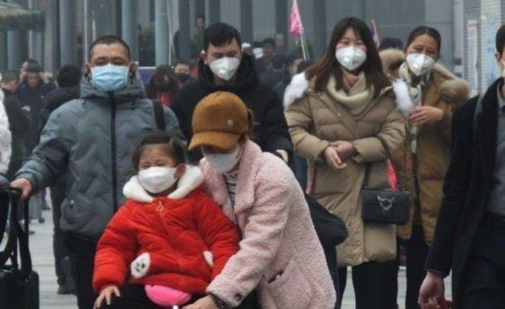 [Sobe para 25 númerode mortos pelo coronavírus na China]
