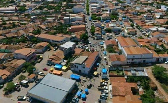 [Por conta da estiagem, governo decreta situação de emergência em município da Chapada]