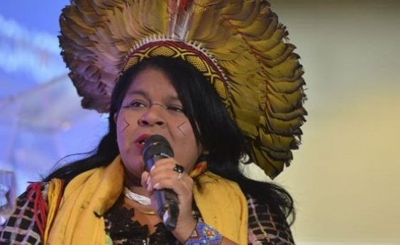 [Associação indígena aciona Bolsonaro na Justiça por racismo ]