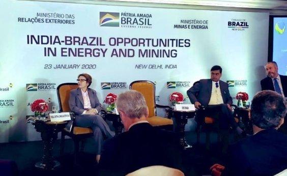 [Brasil quer parceria com Índia para transformar etanol em commodity]