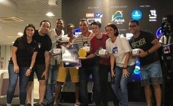 [Equipe da UFBA ganha prêmio em concurso de soluções tecnológicas da Nasa]