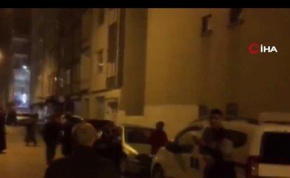 [Terremoto de magnitude 6,5 atinge o leste da Turquia; governo confirma 6 mortes]