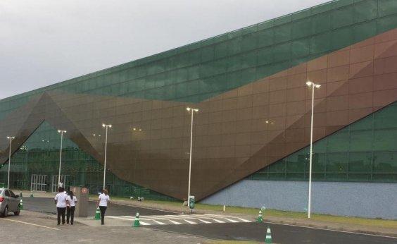 [Inauguração do Centro de Convenções terá operação especial de serviços domingo]