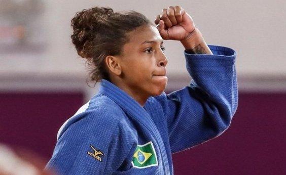 [Após caso de doping, Rafaela Silva é suspensa por 2 anos do judô e deve ficar de fora de Tóquio-2020]
