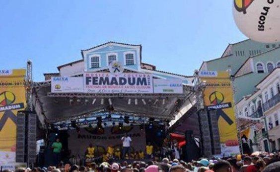 [Pelourinho recebe festival do Olodum aberto ao público neste final de semana]