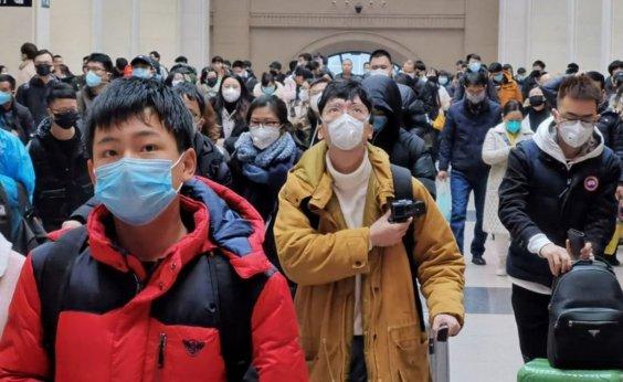 [Coronavírus: EUA vão retirar cidadãos americanos de Wuhan]