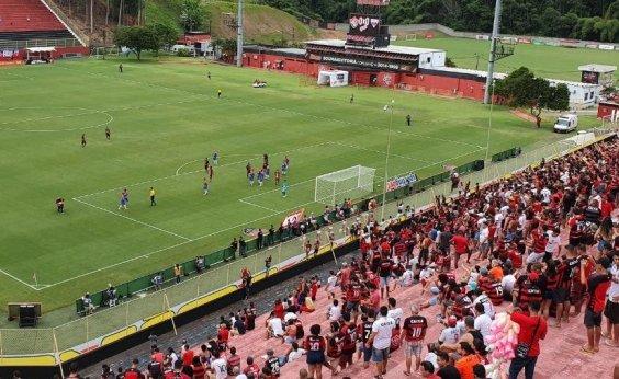 [Vitória empata sem gols com o Fortaleza na estreia do Nordestão]