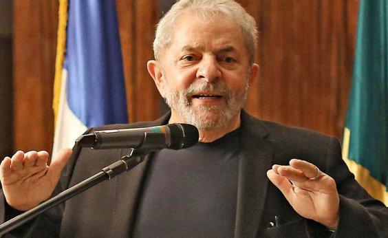 [Lula: PT deve olhar evangélico, periferia e ter candidatura própria em Salvador]