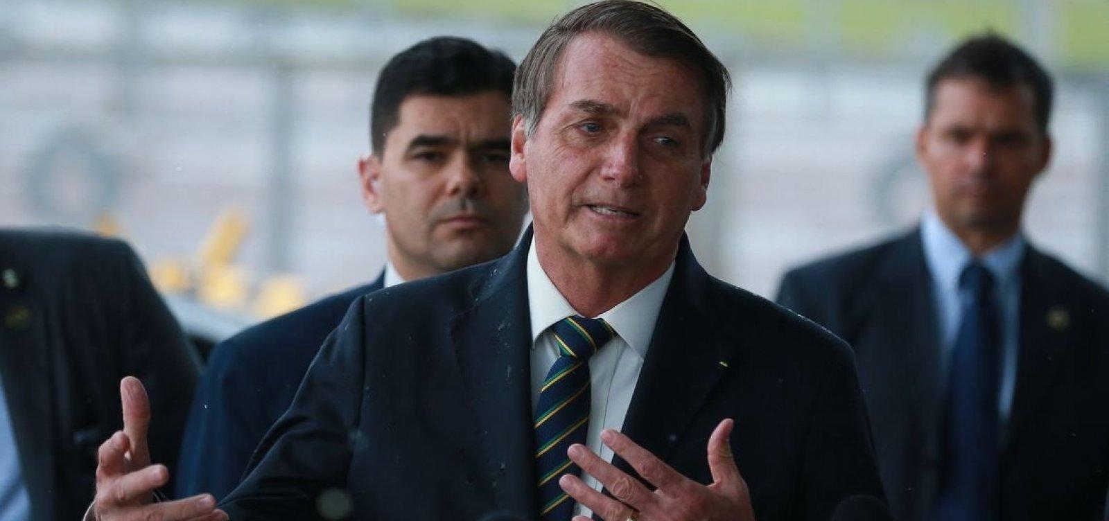 ['É só não ir ilegalmente para os EUA', diz Bolsonaro sobre brasileiros deportados]