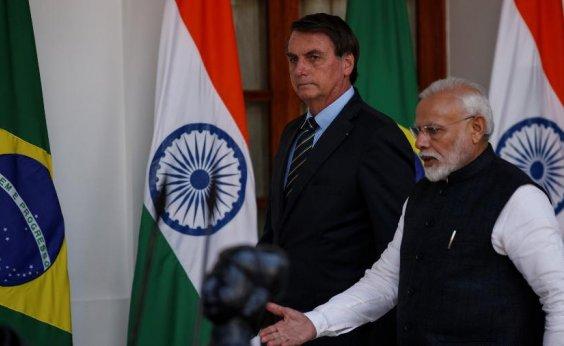 [Brasil vai assinar dois acordos de defesa com a Índia]