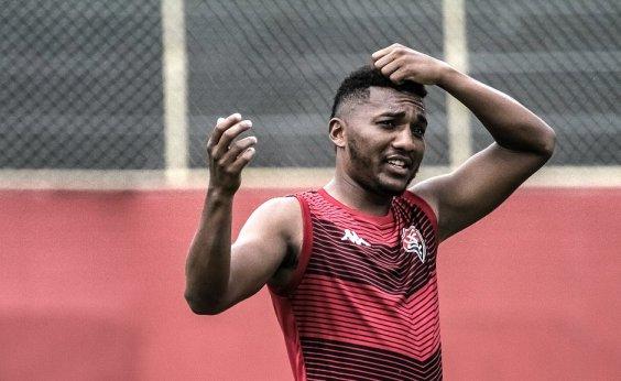 [Autor do gol de empate do Vitória, Eron alerta: 'Temos que buscar a classificação o mais rápido possível']