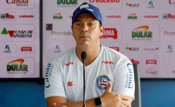 [Treinador elogia atuação do Bahia diante do Conquista: 'Propusemos o jogo inteiro']