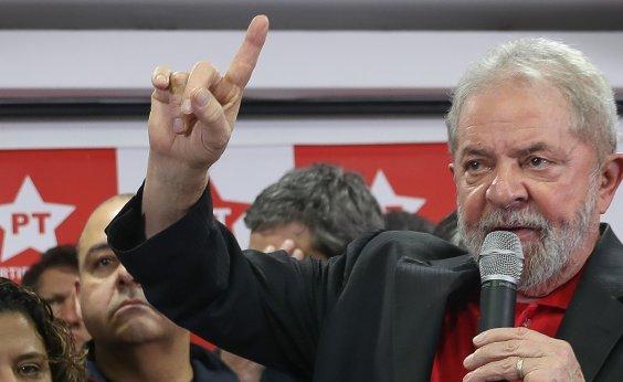 [Lula defende críticas de Bolsonaro à imprensa e cita nazismo ao falar da Globo]