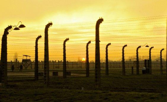 [Libertação de Auschwitz completa 75 anos; ouça matéria especial]