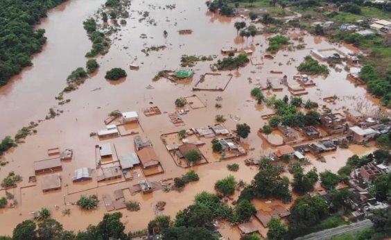 [Mais de 100 cidades estão em situação de emergência devido às chuvas em Minas Gerais]
