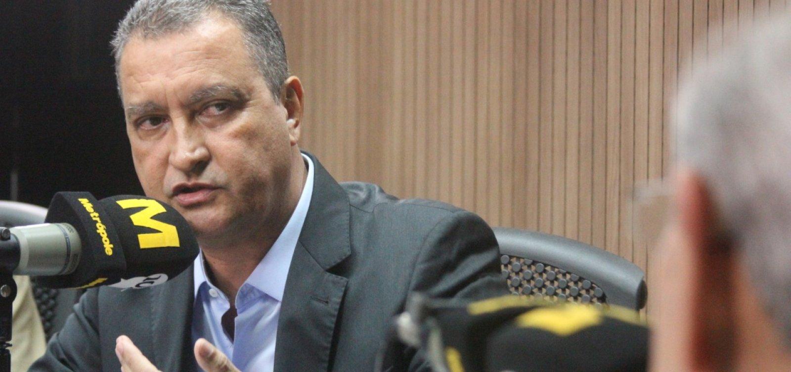 [Rui deve anunciar candidatos à Prefeitura de Salvador no dia 2 de fevereiro]