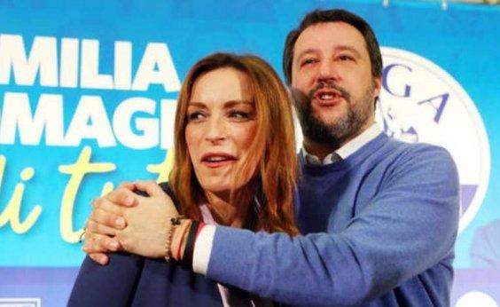 [Centro-esquerda barra crescimento da extrema-direita após eleição na Itália]