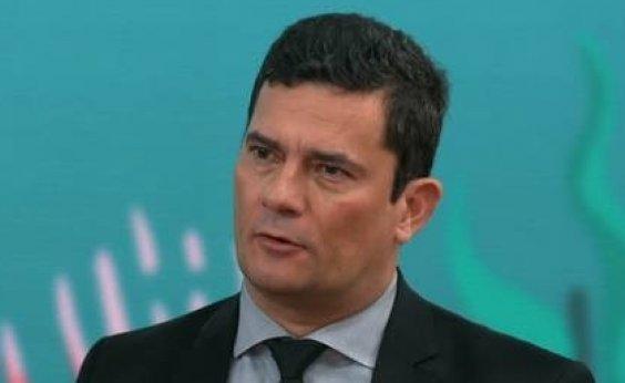 [Moro diz que Bolsonaro assumiu com ele 'compromisso' para ações de segurança pública]