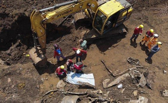 [Brumadinho: risco de rompimento da barragem era 20 vezes maior que o aceitável, diz peritos da PF]